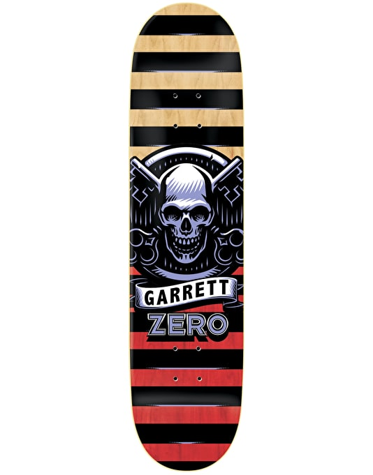Zero Garrett Icon Impact Light Pro Deck - 8.375""