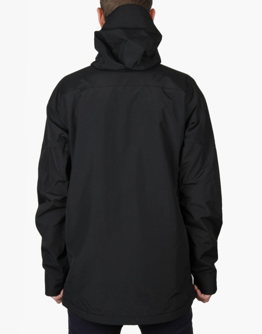 Burton Radical 2016 Snowboard Jacket - True Black