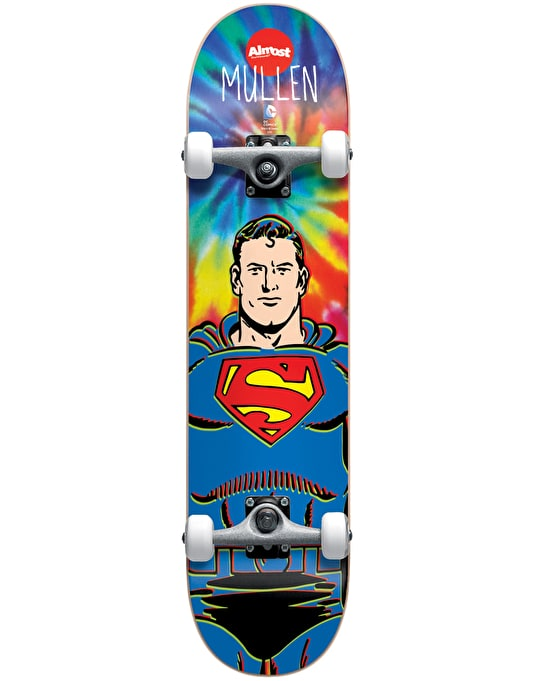 Almost x DC Comics Mullen Superman Tie Dye Complete - 7.75""