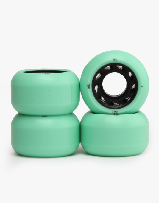 Welcome Orbs Ghost Lites 102A Hollow Core Team Wheel - 52mm