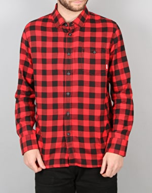 Element Jedway Flex Shirt - Red