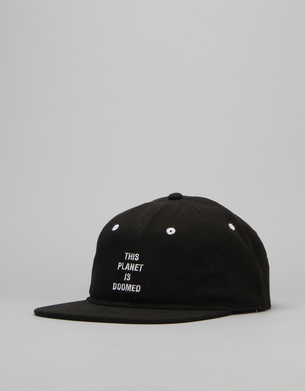 d6aa6f065b7be The Killing Floor Other Worlds Unstructured Strapback Cap - Black ...
