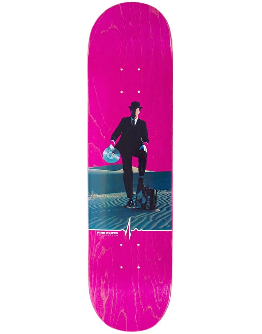 Habitat x Pink Floyd Invisible Man Team Deck - 8.125""
