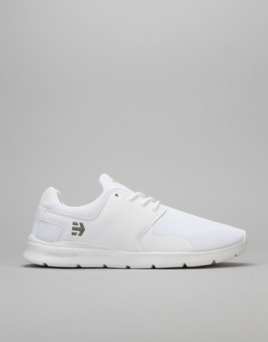 Etnies R1 Exclusive Scout XT Shoes - White