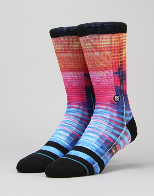 Stance Tunnels Classic Crew Socks - Blue
