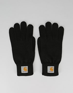 Carhartt Watch Gloves - Black