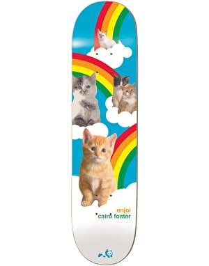 Enjoi Foster Kitten Dreams Pro Deck - 8.125
