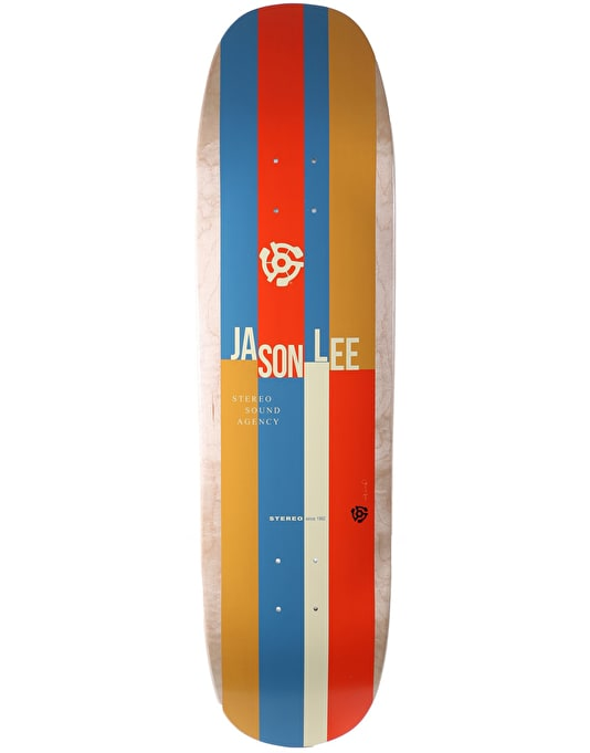 Stereo Lee Stripes Pro Deck - 8.25""