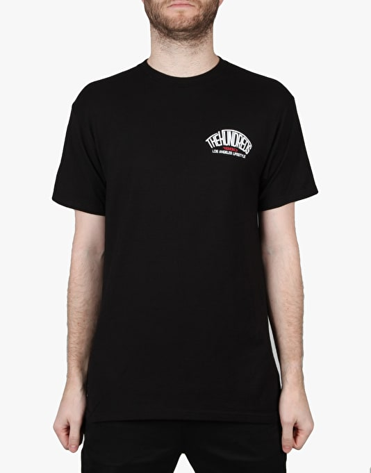 The Hundreds Chapter T-Shirt - Black