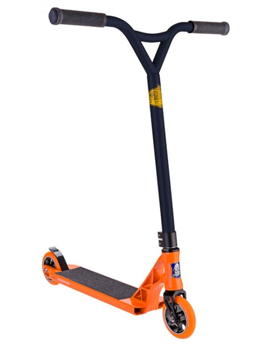 Grit Jordan Clark Pro Scooter - Orange