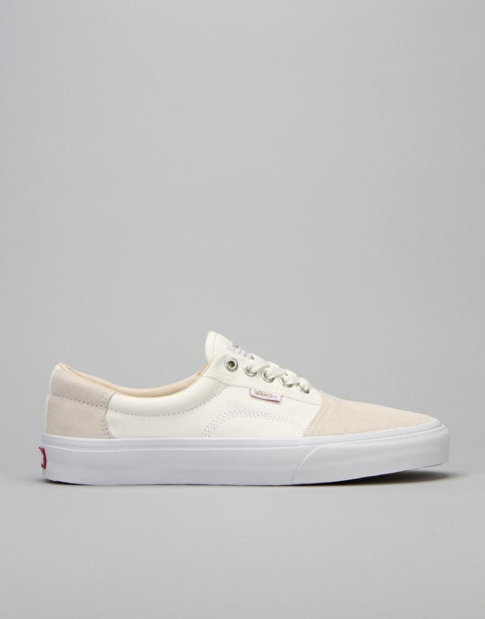 Vans Rowley (Solos) Skate Shoes - (Herringbone) White