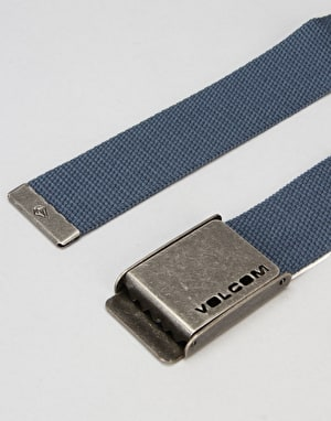 Volcom Web Belt - Blue