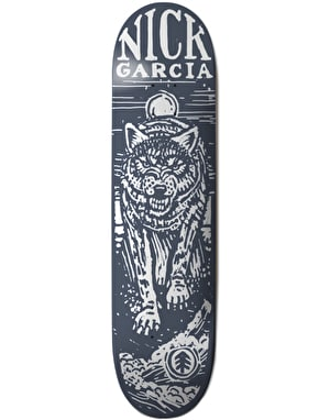Element Garcia Predator Featherlight Pro Deck - 8