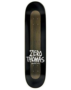 Zero x Fos Thomas Dark Ages Impact Light Pro Deck - 8.375