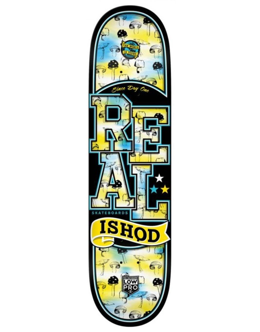 Real Ishod Funguy Low Pro II Pro Deck - 8.25""