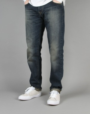 Carhartt Buccaneer Denim - Blue Coast Washed