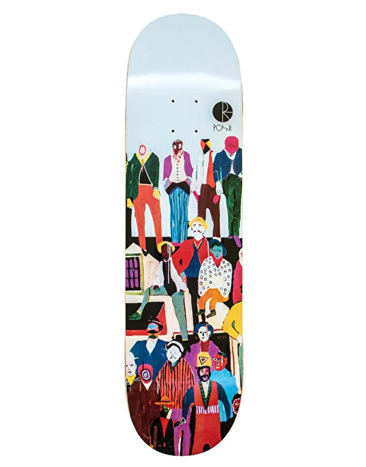 Polar AMTK Team B - End of Nowhere Team Deck - 8.375""