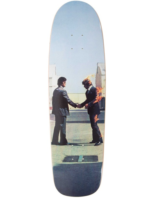 Habitat x Pink Floyd Wish You Were Here Cruiser Deck - 9""