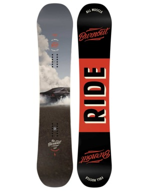 Ride Burnout 2016 Snowboard - 158