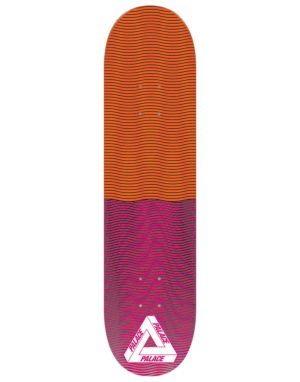 Palace Trippy Stick Team Deck - 8.1