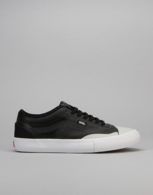 Vans AV RapidWeld Pro Lite Skate Shoes - Black/Light Grey