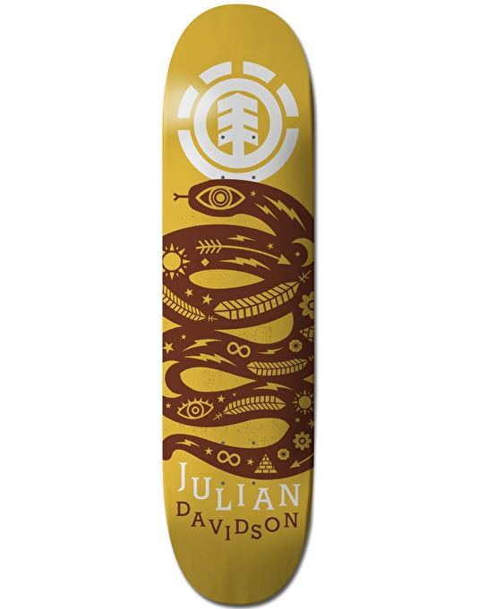 Element Julian Beastmode Featherlight Pro Deck - 8.25""