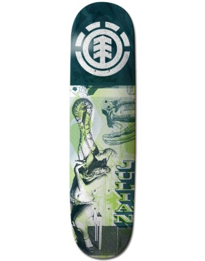 Element Julian Overprint Featherlight Pro Deck - 8.375