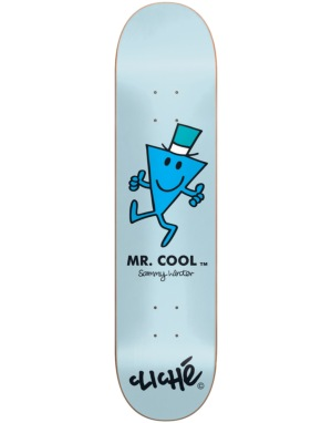Cliché x Mr. Men Winter Mr. Cool Pro Deck - 8.375