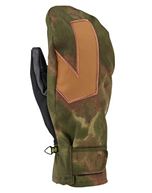 Analog Gentry 2016 Snowboard Mitts - Ink Blot Camo
