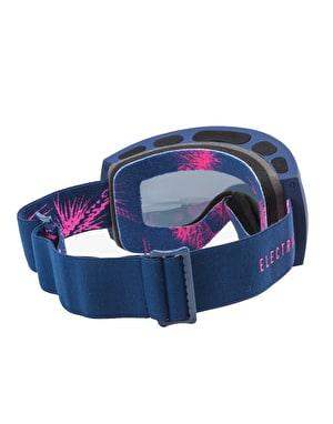 Electric EG2.5 2016 Snowboard Goggles - Backstage Pinecones Navy