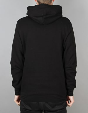 Crooks & Castles Tiger Speckle Pullover Hoodie - Black