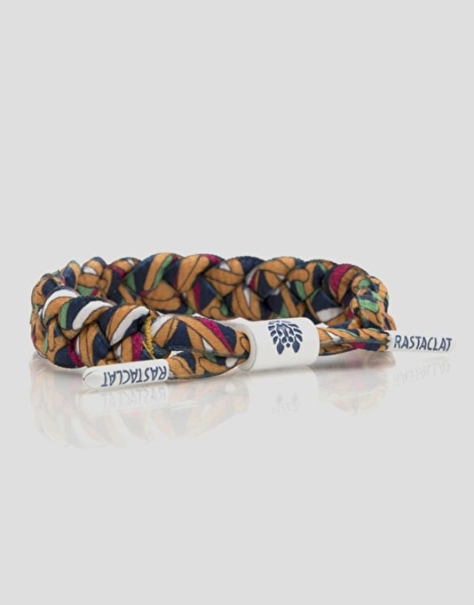 Rastaclat Animaniac Wristband - White/Orange/Pink