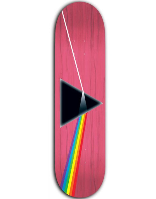 Habitat x Pink Floyd Dark Side of the Moon Team Deck - 8.25""