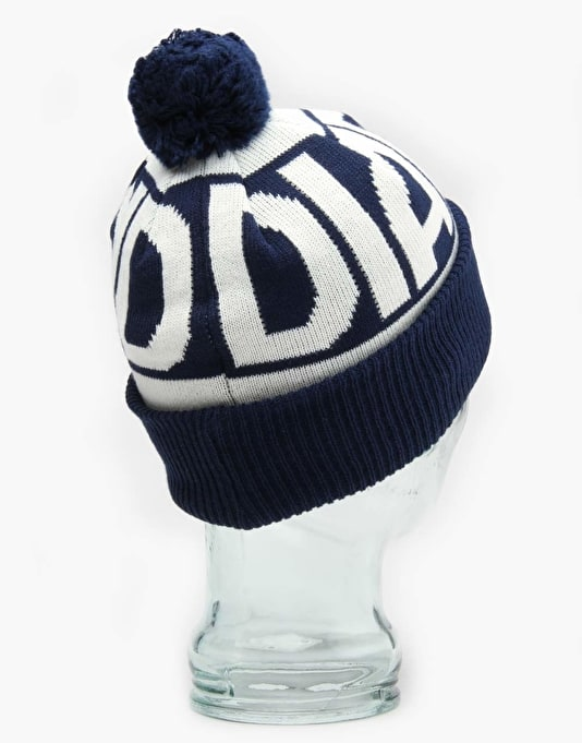 Diamond Supply Co. Caroline Beanie - Navy