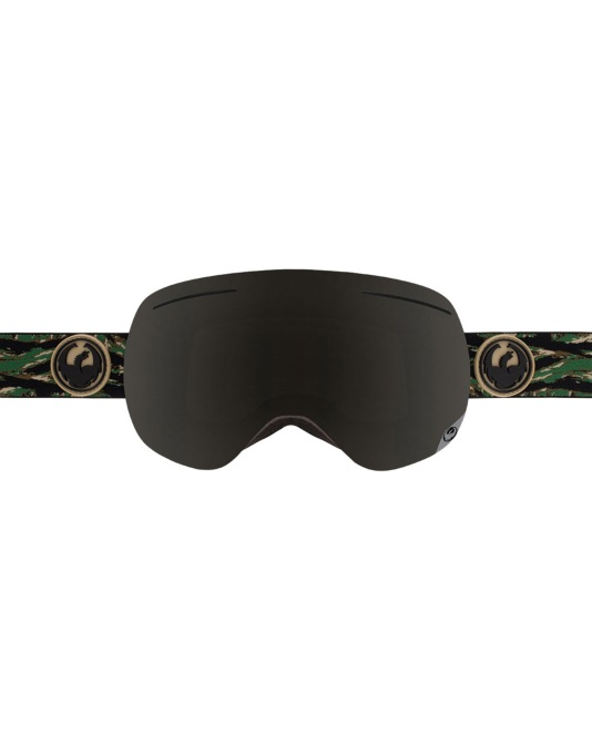 Dragon X1 2016 Snowboard Goggles - Hunter/Dark Smoke