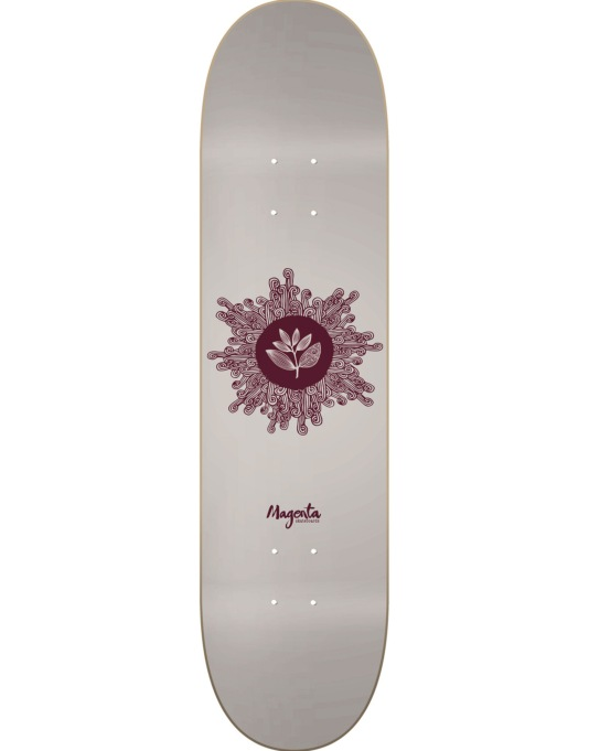 Magenta Sun Mini Team Deck - 7.2""