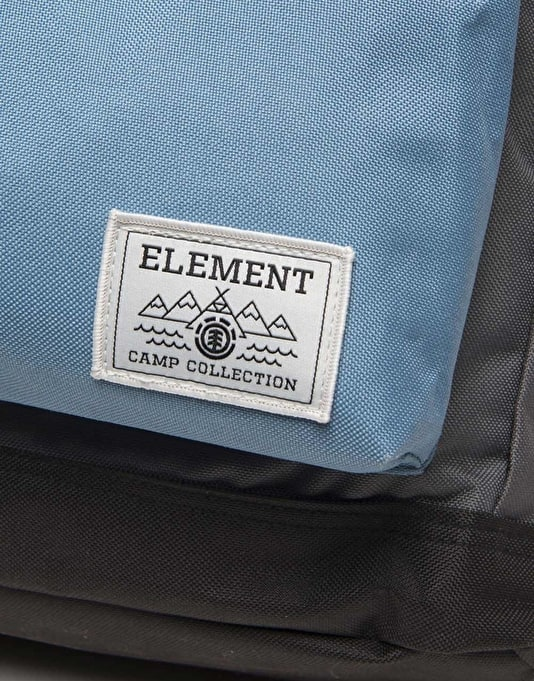 Element Beyond 2 Tone Blocks Backpack - Stone Grey/Provence Blue