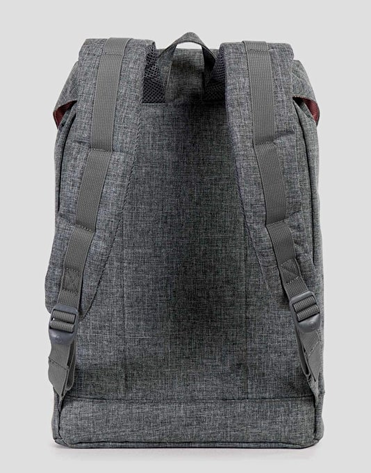 Herschel Supply Co. Retreat Backpack - Raven Crosshatch/Black Rubber