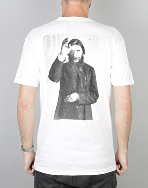 Theories Rasputin T-Shirt - White/Black