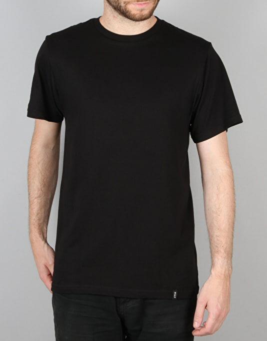 HUF Three Pack T-Shirt - Black