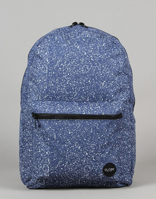 Globe Dux Deluxe Backpack - Navy Dust