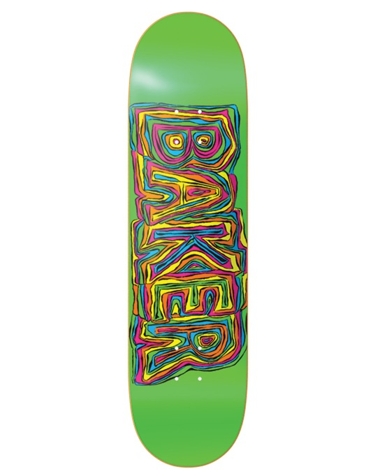 Baker Labyrinth Team Deck - 8.38""
