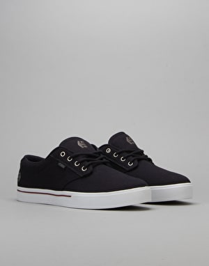 Etnies Jameson 2 Eco Skate Shoes - Navy/White