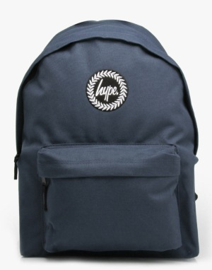 Hype Logo Backpack - Navy