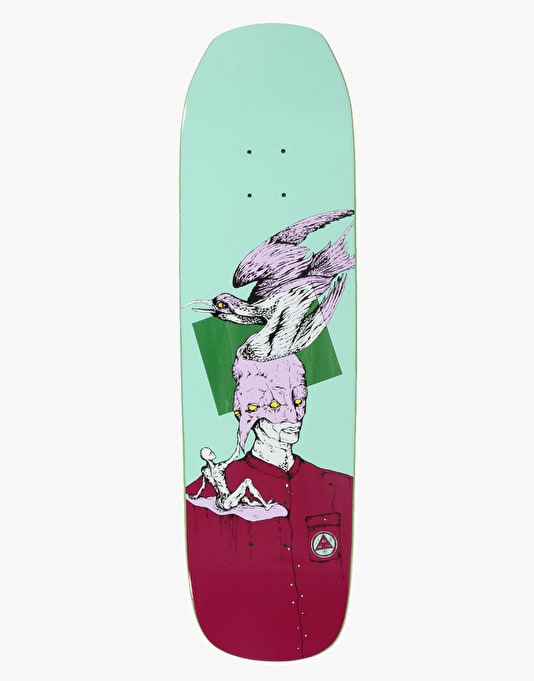 Welcome Feel Nothing on Banshee 86 Team Deck - 8.6""
