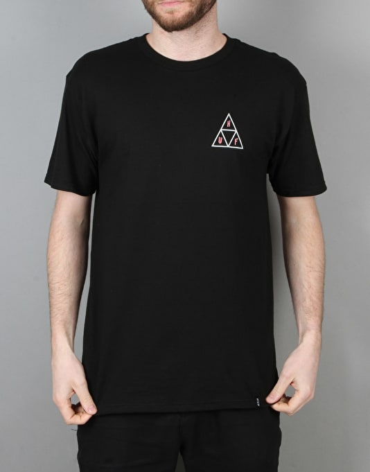 HUF x Ty Dolla $ign Swords Triple Triangle T-Shirt - Black