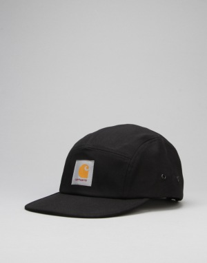 Carhartt Backley 5 Panel Cap - Black