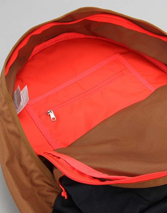 Nike SB Piedmont Backpack - Ale Brown/Dark Obsidian