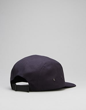 Carhartt Backley 5 Panel Cap - Dark Navy