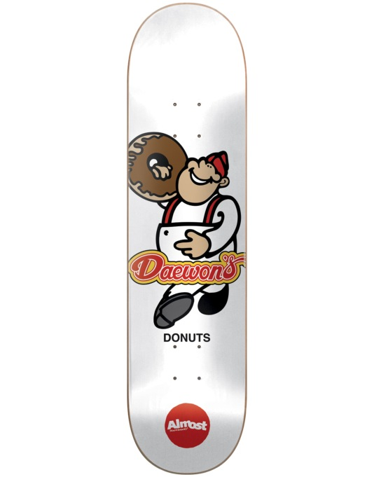 Almost Daewon Donut Dude Pro Deck - 7.75""